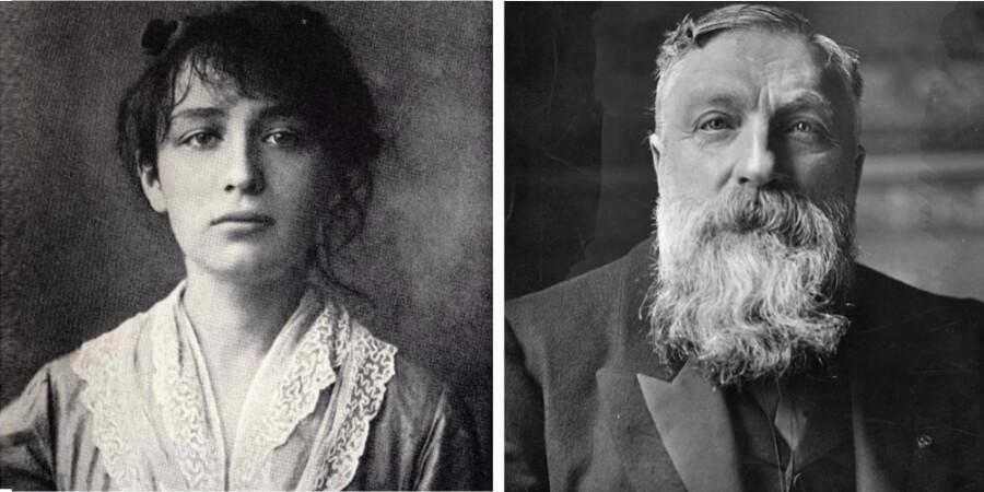 Camille Claudel ve Auguste Rodin