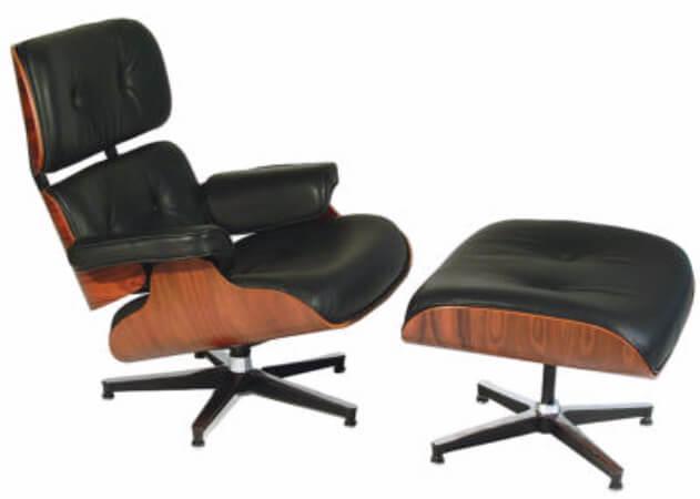 Charles ve Ray Eames koltuk tasarimi