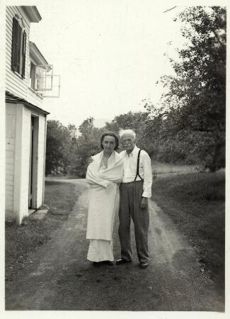 Georgia O'Keeffe, Alfred Stieglitz, 1939