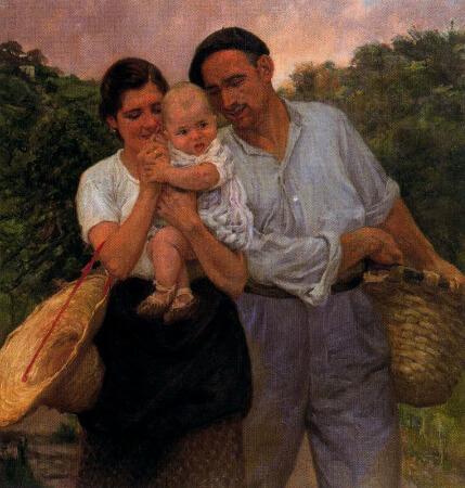 Ignacio Diaz Olano, El Primer Hijo