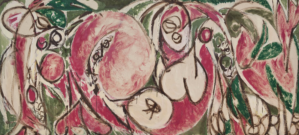 Lee Krasner, The Seasons, 1957