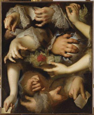 Nicolas de Largilliere, Etudes de mains