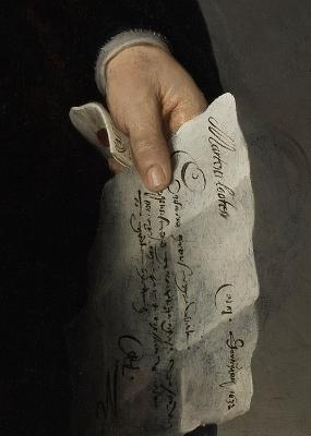 Rembrandt van Rijn, Portrait of Marten Looten, 1632
