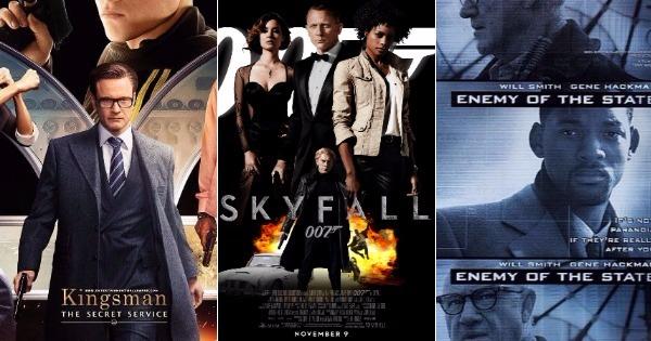 Ajan Filmleri Denince Izlenmesi Gereken 24 Film