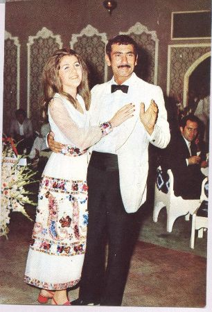 yilmaz guney ve esi fatos guney