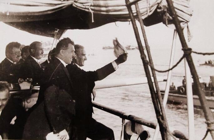 1 Temmuz 1927, Ertugrul Yatinda
