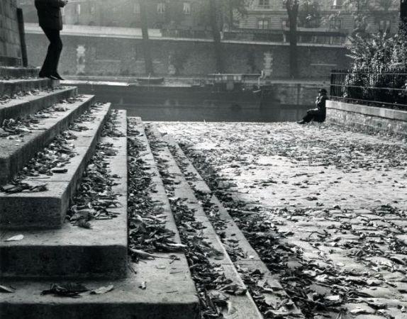 Andre Kertesz, Paris, 1963