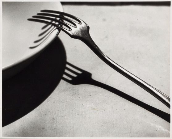 Andre Kertesz, The Fork, Paris, 1928