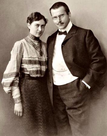 Emma Rauschenbach ve Carl Gustav Jung