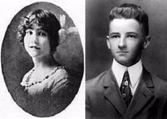 Estelle Oldham, William Faulkner
