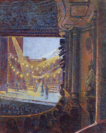Francis Hamel, Noel Coward Theatre, Avenue Q