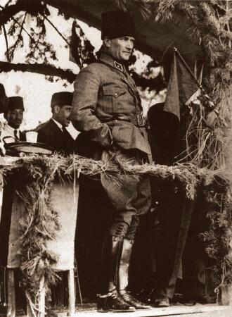 Maresal Gazi Mustafa Kemal Pasa, Ankara, 4 Aralik 1921