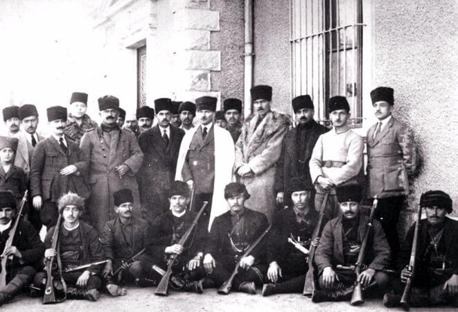 Mustafa Kemal, Cerkez Ethem ve Cerkez savascilar, Haziran 1920