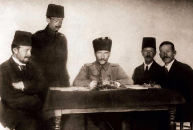 Mustafa Kemal, Erzurum Kongresi, 5 Temmuz 1919