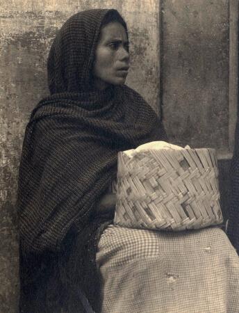 Paul Strand, Meksika, 1933