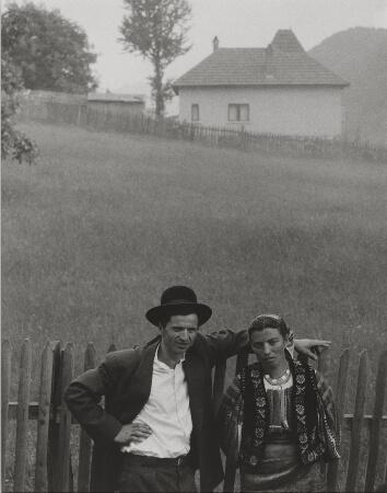 Paul Strand, Romanya, 1967