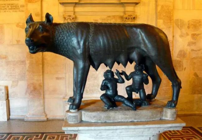 Remus ve Romulus