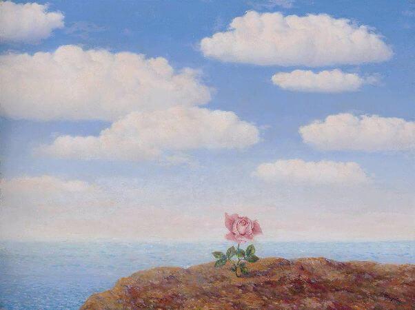 Rene Magritte, L'Utopie, 1944