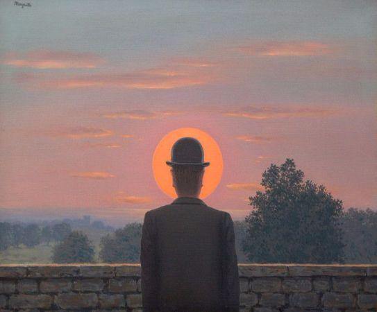 Rene Magritte, Le Cri Du Coeur, 1960