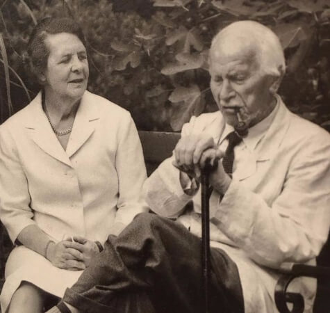 Ruth Bailey, Carl Gustav Jung