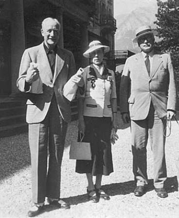 Tommi de Trafford, Toni Wolff, Carl Gustav Jung