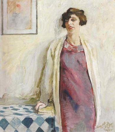 namik ismail, Ayakta Duran Kadin, 1927