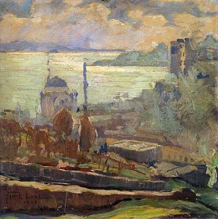 namik ismail, Dolmabahce, 1933
