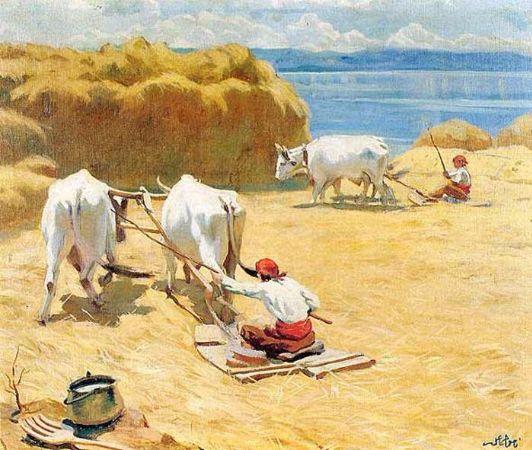 namik ismail, Harman, 1923