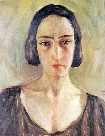 namik ismail, Mediha Hanim, 1920