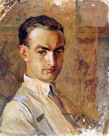 namik ismail, Otoportre, 1917