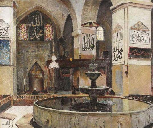 namik ismail, Ulu Cami, 1926