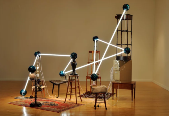 Alejandro Almanza Pereda, Spare The Rod, Spoil The Child, 2011