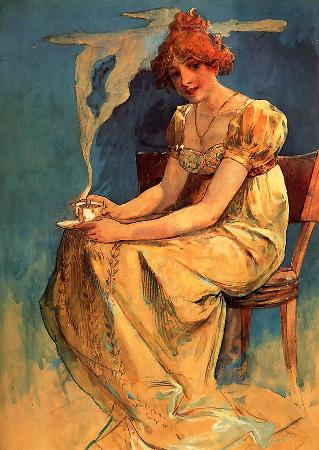 Alphonse Maria Mucha, 1902