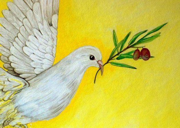 Ann Marie Napoli, Peaceful Dove