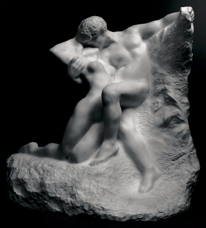 Auguste Rodin, Eternal Spring, 1907