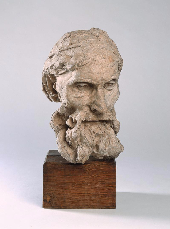 Auguste Rodin, Eustache de Saint-Pierre, 1886