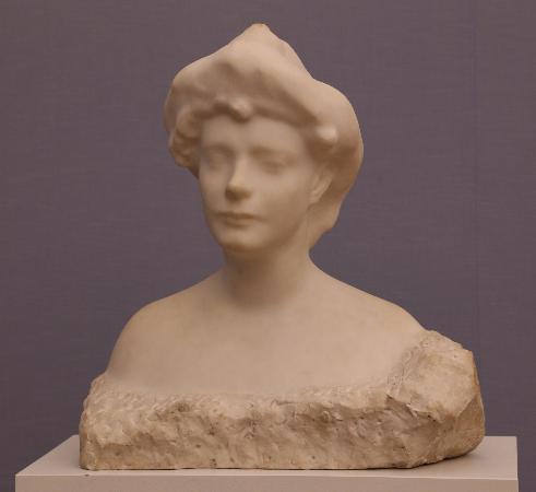 Auguste Rodin, Helene von Nostitz, 1907