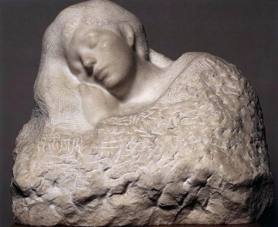 Auguste Rodin, Le Sommeil, 1914-16