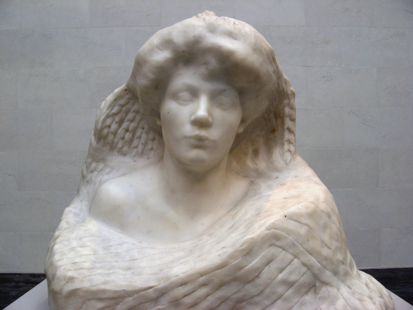 Auguste Rodin, Miss Eve Fairfax (La Nature), 1904