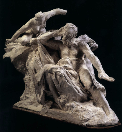 Auguste Rodin, Monument to Victor Hugo, 1890