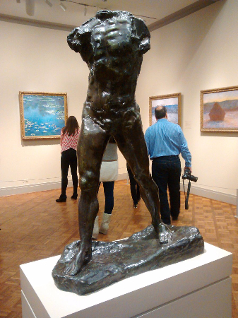 Auguste Rodin, Walking Man