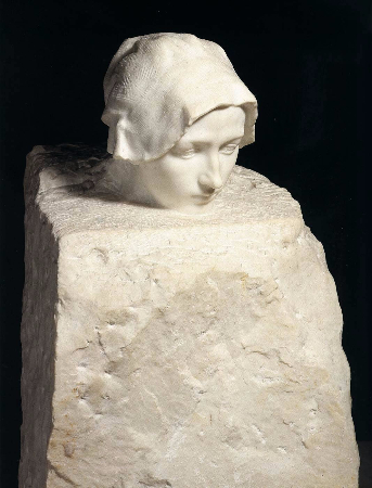 Camille Claudel, Thought, 1886-1889
