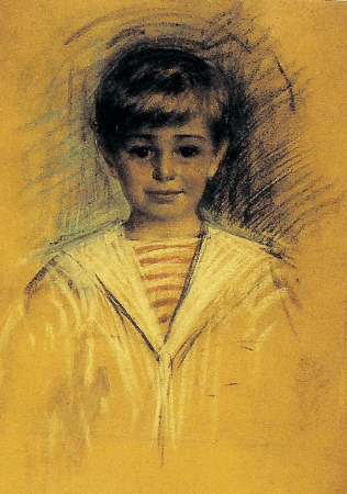 Mihri Musfik, Demir Turgut Portresi