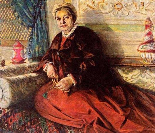 Mihri Musfik, Naile Hanim, 1908-9