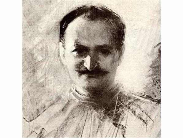 Mihri Musfik, Tevfik Fikret Portresi