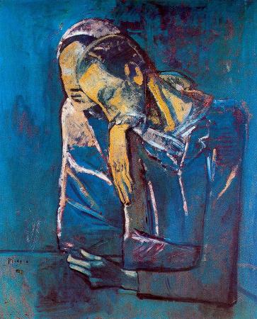 Pablo Picasso, Les Miserables, 1904