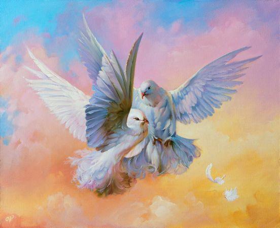 Roman Romanov, Pigeons