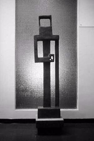 kuzgun acar, heykel