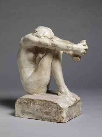 Auguste Rodin, Despair, 1890-92