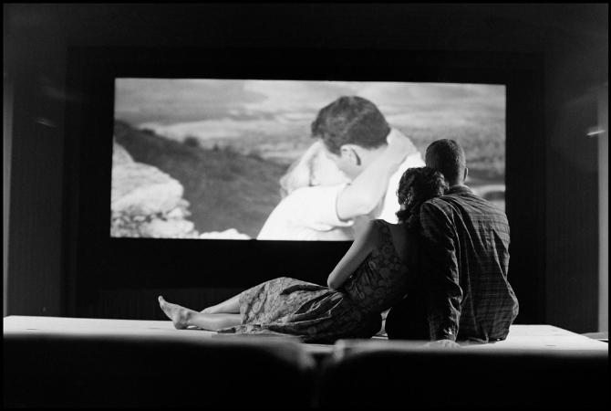 Burt Glinn, 1961